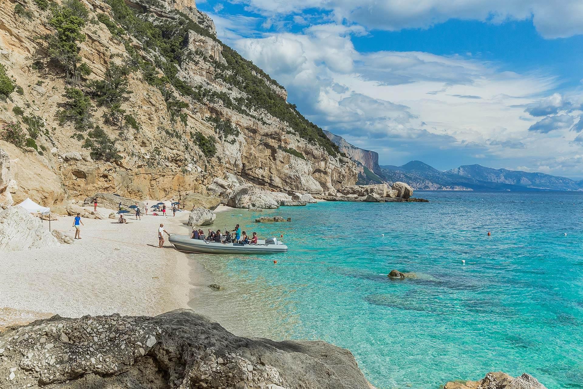 Maxi Cruise - Costa di Baunei